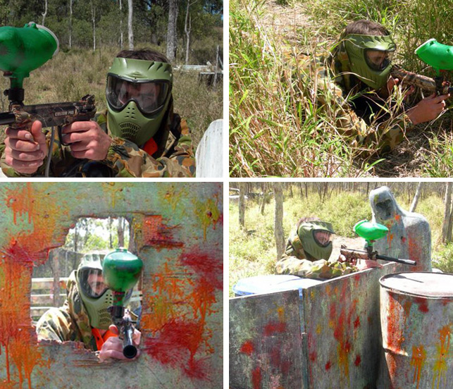 Paintball toowoomba