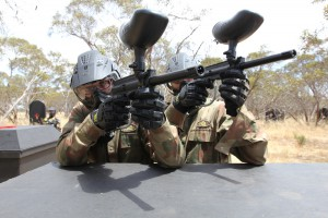 Paintball games in Adelaide