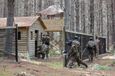 Case Study: IPG growing Delta Force Paintball